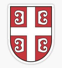 Emblem of Serbia Sticker