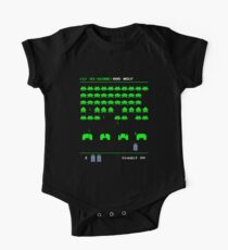 Gallifrey Invaders Kids Clothes