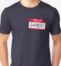 My Name is Darvid T-Shirt