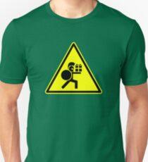 Beware of Greeks bearing gifts T-Shirt