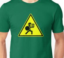 Beware of Greeks bearing gifts Unisex T-Shirt
