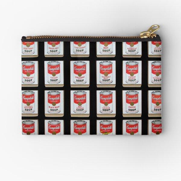 Boîtes à soupe Campbells modernisées Pochette