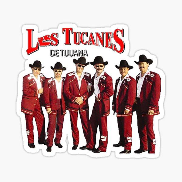 Los Tucanes De Tijuana  Sticker