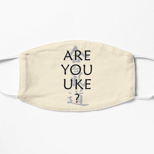 Are You Uke? Flat Mask