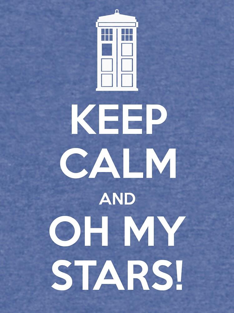 KEEP CALM and Oh my stars! by Golubaja