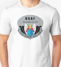 Air Force Pararescue Badge T-Shirt