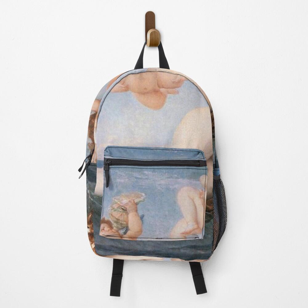 The #Birth of #Venus, Alexandre Cabanel 1875 #TheBirthofVenus #BirthofVenus Backpack