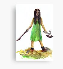 River Tam from Serenity/Firefly Cards and Prints Canvas Print