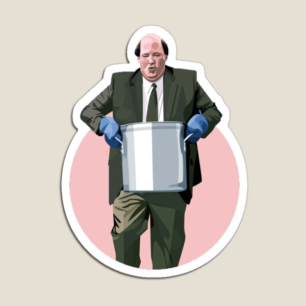 Kevin Malone Chili  Magnet