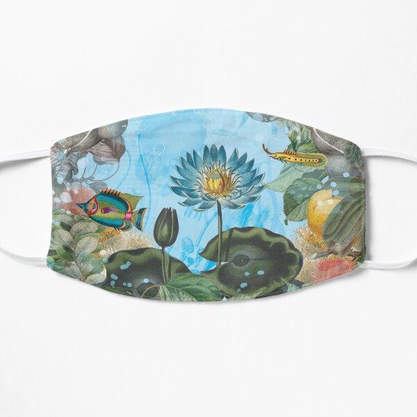Botanical Boutonniere Small Mask