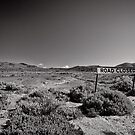 Bush Highway - South Australia by Norman Repacholi