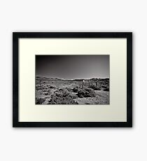 Bush Highway - South Australia Framed Print