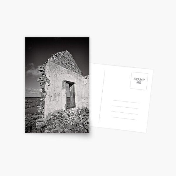 The front window - Flinders Ranges - South Australia Postcard