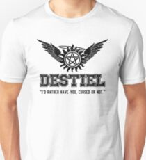 Destiel Quote Unisex T-Shirt