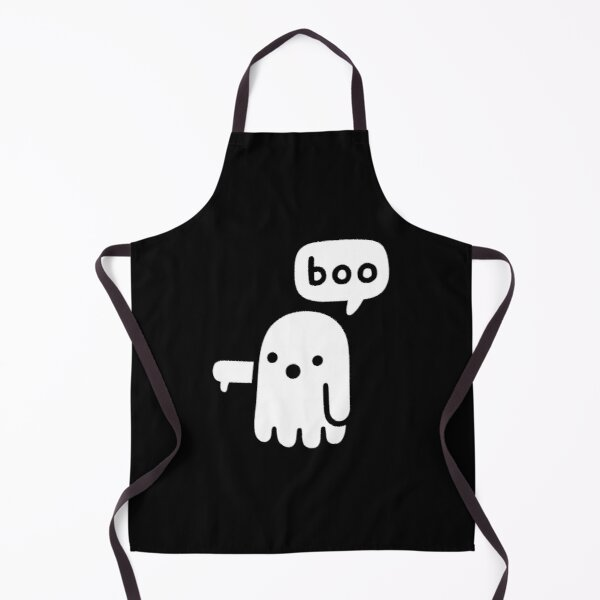 Ghost Of Disapproval Apron