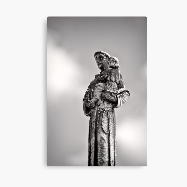 With Child - Iconography Canvas Print