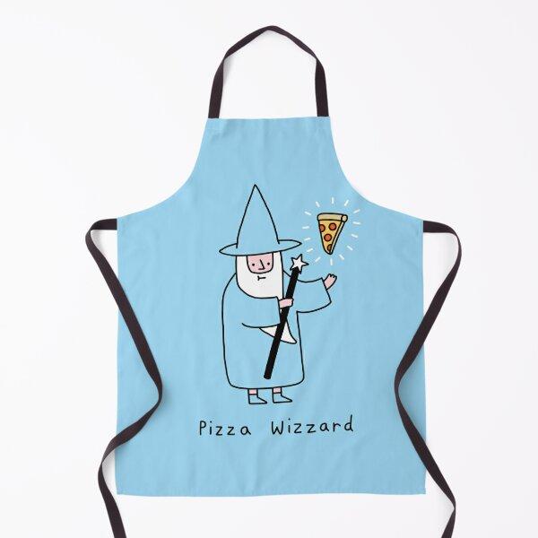 Pizza Wizzard Apron