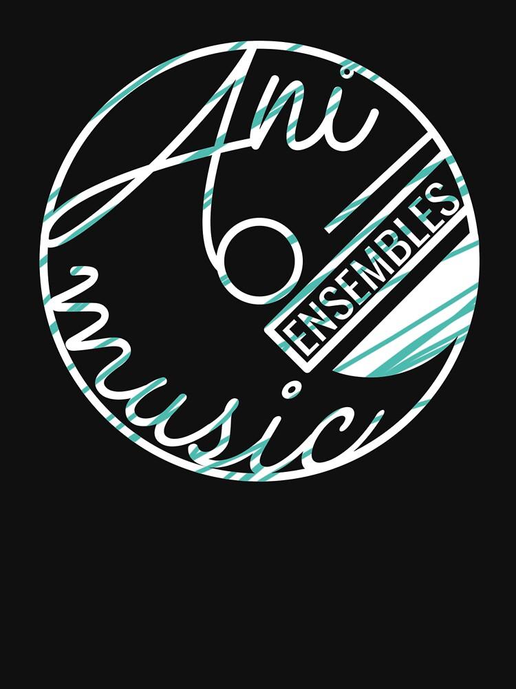 Animusic Logo on Black by uwanimusic