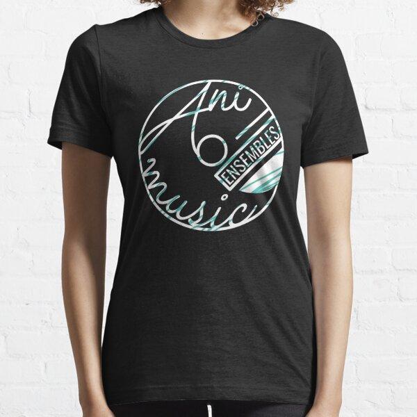Animusic Logo on Black Essential T-Shirt