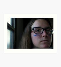 Heather IV Kunstdruck