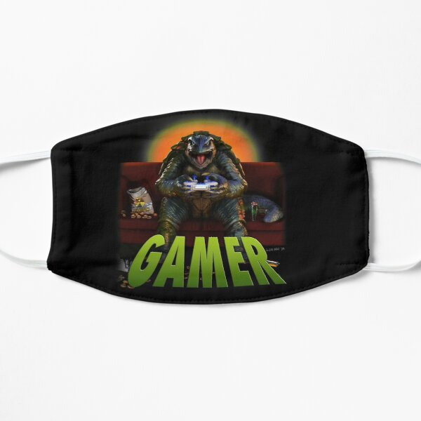 Gamer Flat Mask