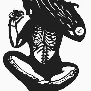 Yoga Bones by SSGD