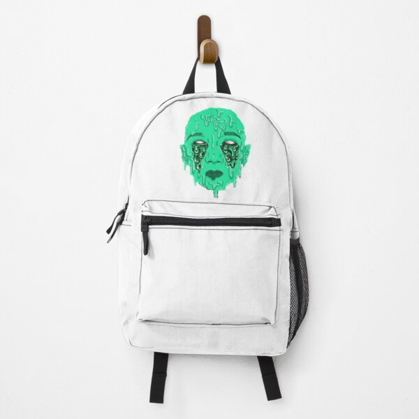 Person Grime art Backpack
