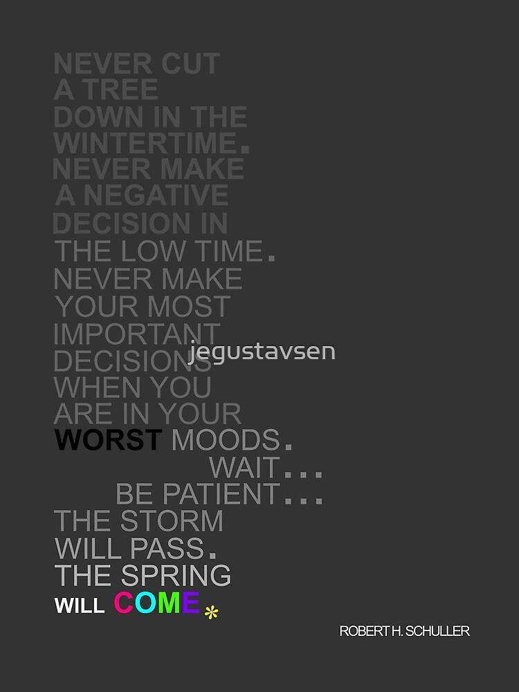 The Spring by jegustavsen