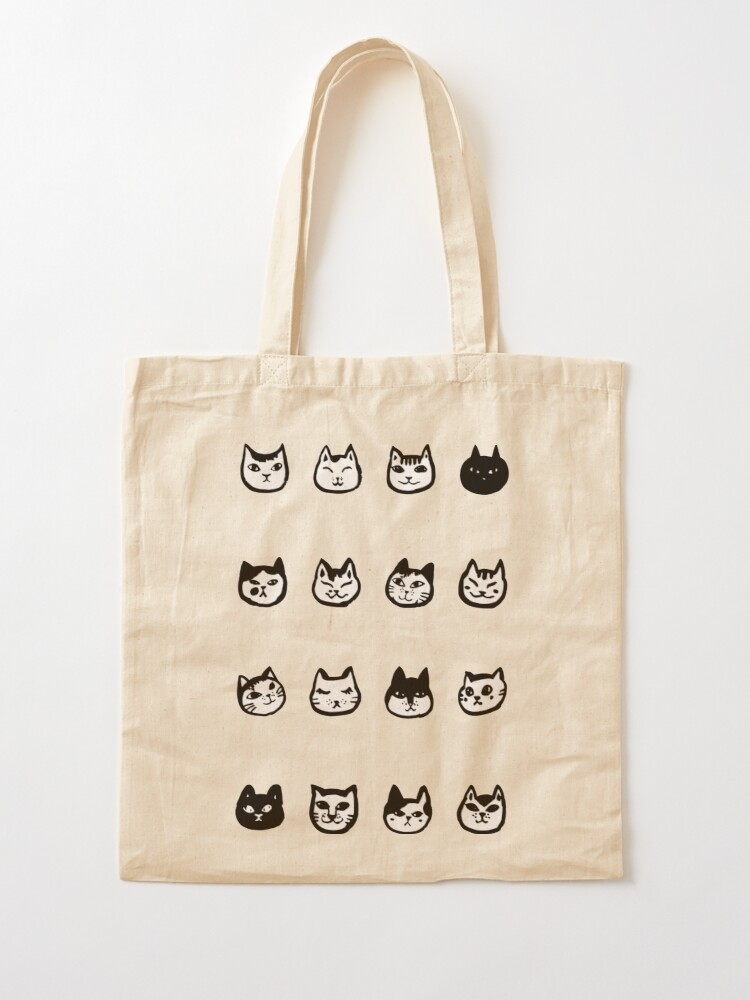 Alternate view of Cats Cats Cats  Tote Bag