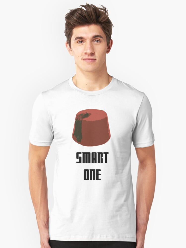 The Smart One Unisex T-Shirt Front