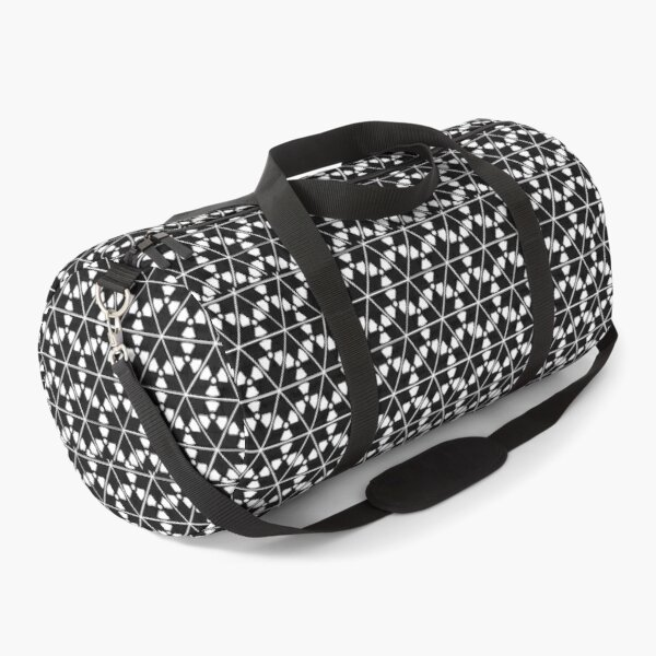 Radioactivity | Black Duffle Bag