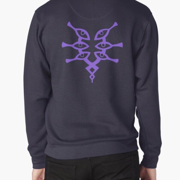 The Grimleal (Purple) Pullover Sweatshirt