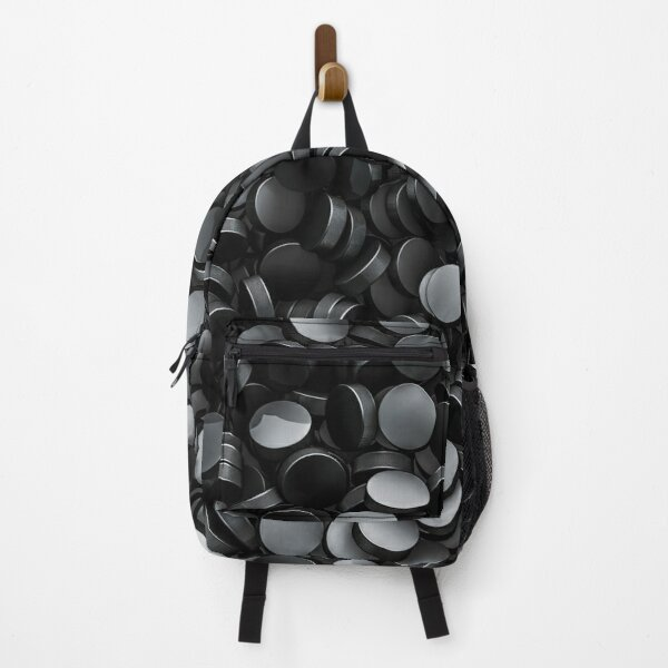 Hockey pucks Backpack