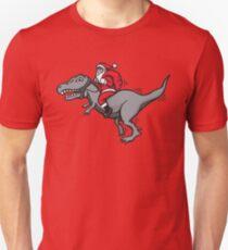 Christmas dinosaur - Santa Claus Rex T-Shirt