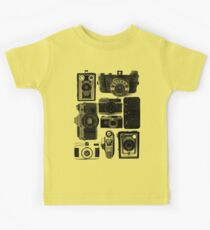 Old Cameras Kids Clothes