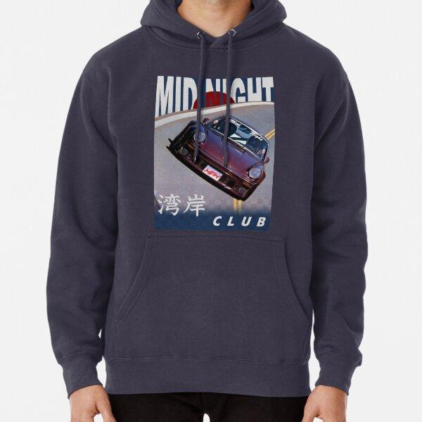 Mid Night Club Japan - Porsche 911 Pullover Hoodie