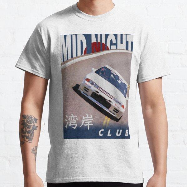 Mid Night Club Japan - Nissan R32 Classic T-Shirt