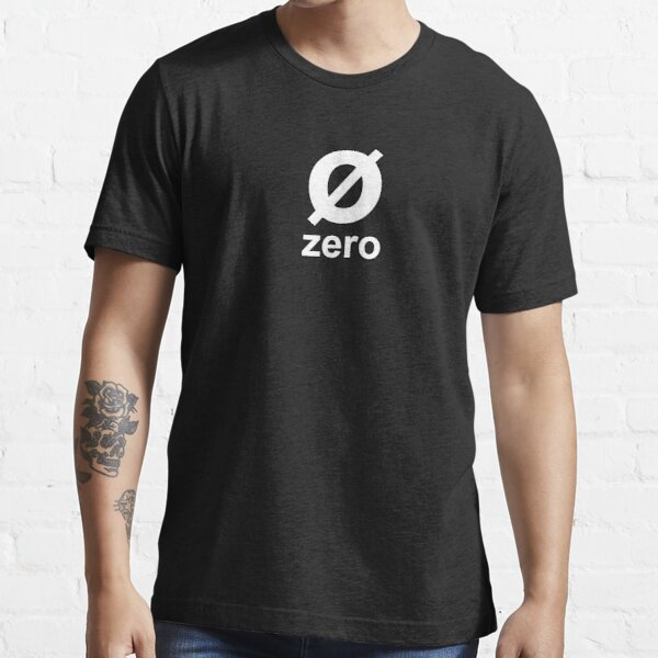 ZERO Essential T-Shirt
