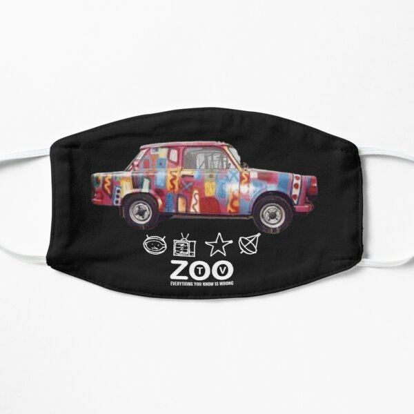 Achtung Baby Zoo TV  by ABEL2017 Mask