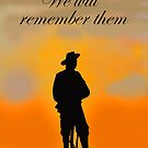 We will remember them by Artistkaz