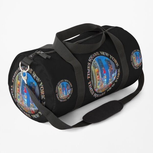Times Square (Broadway) Duffle Bag
