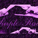 Purple rain by Alan Mattison