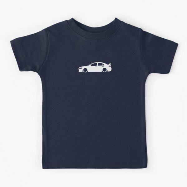 CZ4A JDM AWD Kids T-Shirt