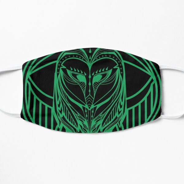 The Magnus Archives Flat Mask