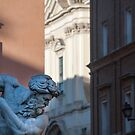 Architectures in Rome by Roberto Bettacchi