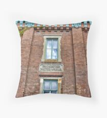 The Water Works Throw Pillow