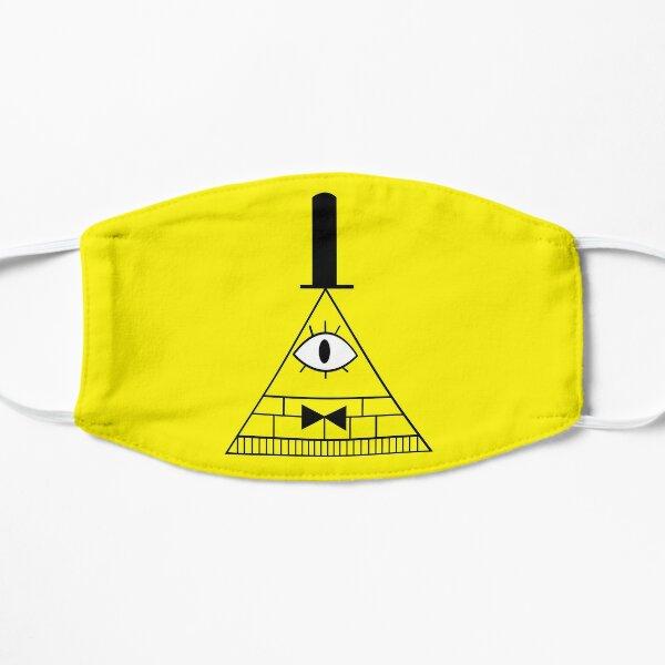 Bill Cipher - Gravity Falls Flat Mask