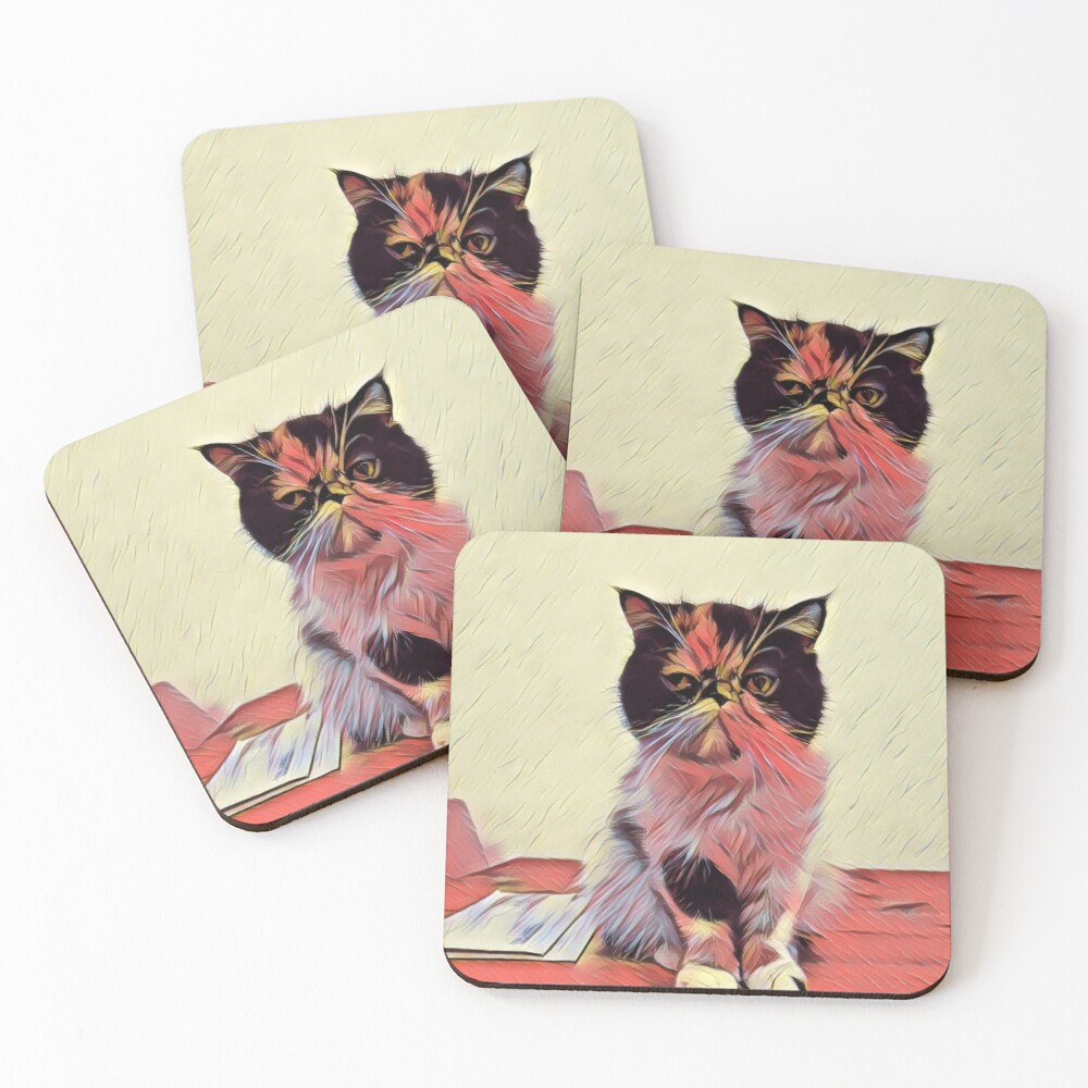 You Have Mail! Coasters (Set of 4)