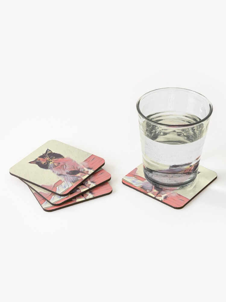 Alternate view of You Have Mail! Coasters (Set of 4)
