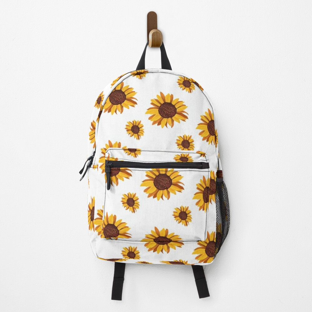 CUTE SEAMLESS SUNFLOWER PATTERN  Backpack